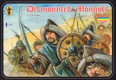 Strelets - Dismounted Mongols - 1:72