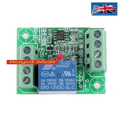Electronic Switch Touch Control Relay Bistable Circuit Module Board #B390