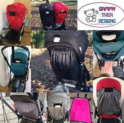 Raincover storage bags for Bugaboo Donkey, Buffalo, Cameleon, Bee Gecko & Frog