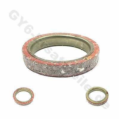 Exhaust Pipe Seal Gasket Ring  Gy6 Scooter Taotao Baja Jonway Tank Bms Sunl Bms