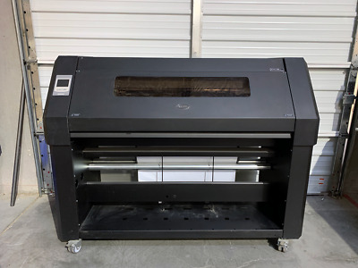 "Summa DC5sx 30"" Thermal Printer Cutter - Industrial grade for sign making & more"