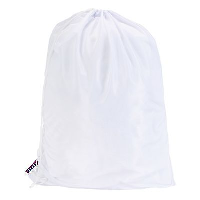 """Woolite Mesh Laundry Bag 24"""" W x 36"""" H with 7"""" Gusset, Large Capacity"""