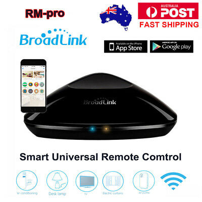 Original Broadlink RM2 PRO Home Remote Control WIFI+IR+RF Switch For IOS Android