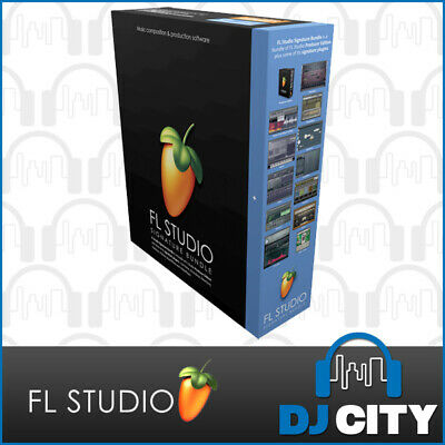 FL Studio 20 Signature Music Production Software Retail Box - Genuine Dealer