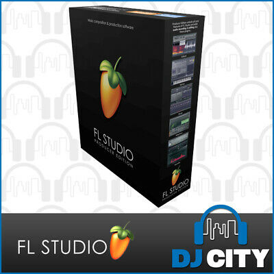 FL Studio 20 Producer Music Production Software Retail Box - Genuine Dealer