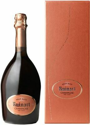 Ruinart Rose  NV Champagne Gift Boxed 75cl