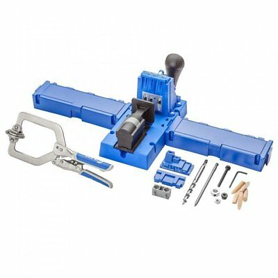 Kreg Jig® K5 Master System Joint Clamping Carpentry Tool Set – 336297
