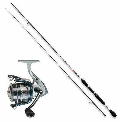 KP2286 Kit Trout Area Canna Forward II 180 cm + Mulinello Dayton 1000 CSP