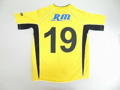 2010 2015 Stanno Stocksunds IF Sweden home shirt jersey soccer rare S/164 #19