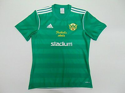 2010 2011 Adidas Angby IF Sweden home shirt jersey soccer old S