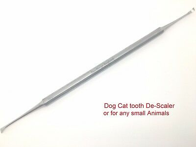 Animal Tooth De-Scaler Dog Cat Dental Oral Care Pets Hygiene RRP £15