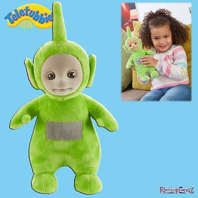 Teletubbies Talking Soft Toy - Dipsy Green Plush Cuddly Toy with Sound & Phrases