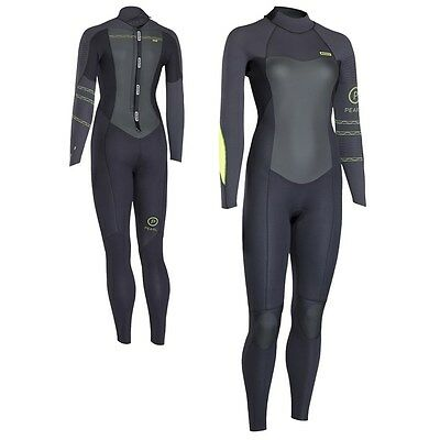 48703-4515 ION Wetsuit Pearl Semidry 5,5/4,5 DL Women 2017 -Ship Europe Free