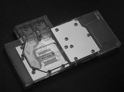 Bykski N-GY97-X Water Cooling Block for Galax GTX660 760 960 970
