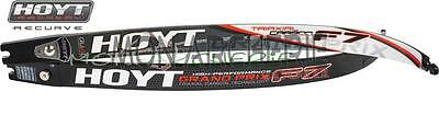 Branches carbone bois Hoyt Grand Prix F7