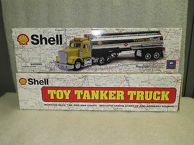 SHELL 1997 TANKER TRUCK issued through EQUITY MARKETING-MINT