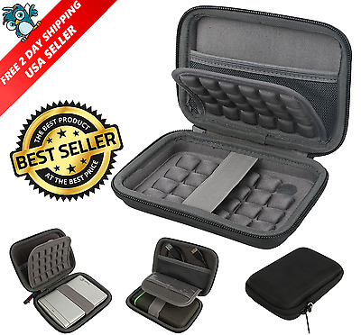 Hard Case Carry Bag Cover for Western Digital WD My Passport Ultra Hard Drive