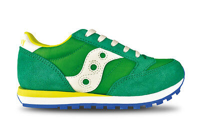 SAUCONY Jazz Original Bimbi kids scarpa SC56442 GREEN