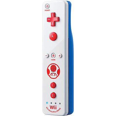 Wii Remote Plus (Toad) New Low Price