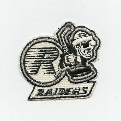 Kingston Raiders OHL HTF Vintage Hockey Patch Proof CHL Junior