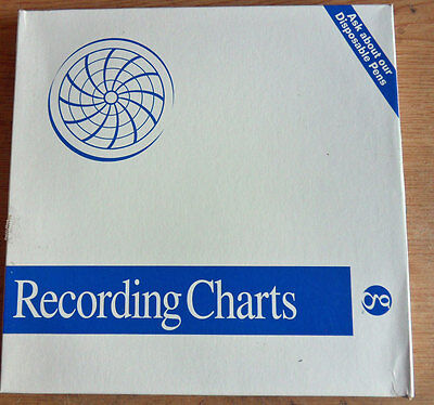 100 Graphics Controls 32002134 recording charts for American Meter MP-3000-1H