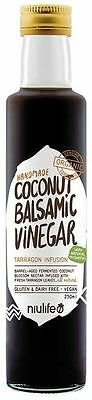 NIULIFE Coconut Balsamic Vinegar - 250ml  x 2 Bottles