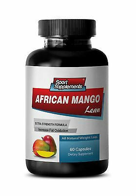 Pure African Mango Extract - African Mango 1200 - Promotes Lean Body Mass 1B