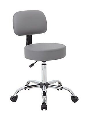 NORS-B245GY-Boss Office Products Be Well Medical Spa Professional Adjustable Dr