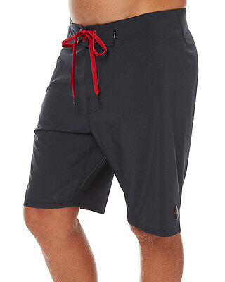 New Swell Men's Mission 20 Mens Boardshort Stretch Blue