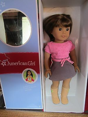 American Girl MYAG  JLY Doll, Lt. Skin, Black/Brown Hair, Brown Eyes  #30  NIB
