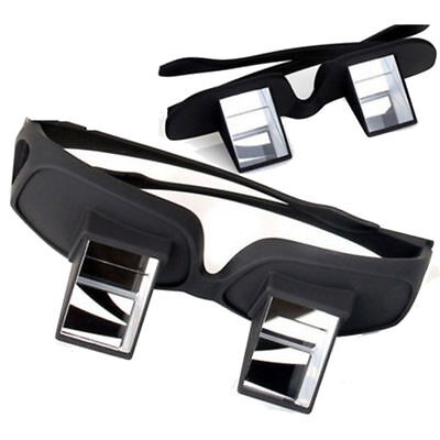 Prism Bed Reading Glasses Laying in TV Book Lazy Eyeglasses Spectacles Periscope