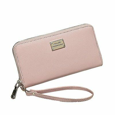 GBSELL Lady Women Wallet Purse Clutch Bag PU Leather Card Holder New Fashion