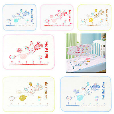 Reusable Baby Infant Waterproof Mat Breathable Nappy Cover Change Urine Pad