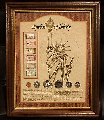 UNITED STATES Symbols of Liberty Coin Set *Coins & Stamps