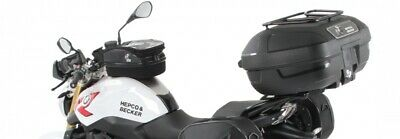 BMW R1200GS LC Adventure Topcase Orbit für 2 Helme incl. Montagekit