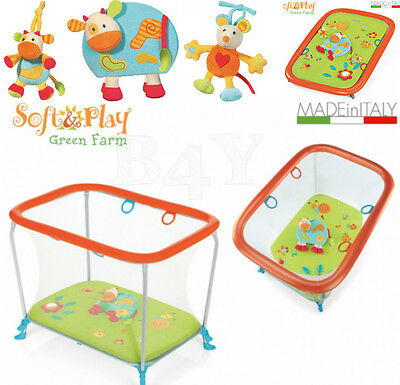 BREVI BOX Centro Attività Soft & Play Green Farm