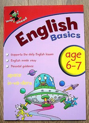 English Educational Activity Book Year 2 Home Learning Children Age 6 7 KS1 NEW