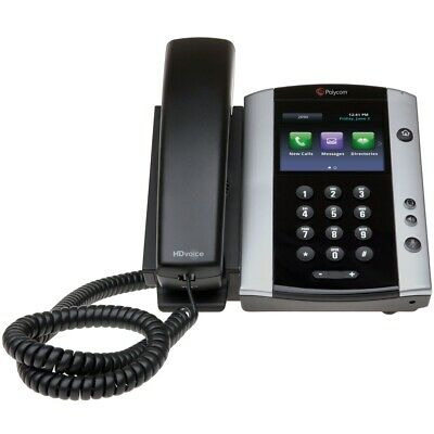 Polycom VVX500 IP VoIP Phone I 12 Months Warranty I Free Next Day Delivery