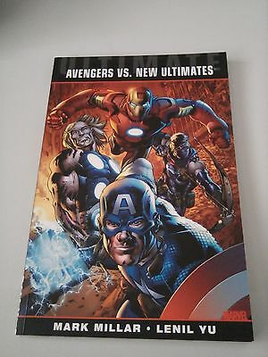 Ultimate Comics Avengers VS. New Ultimates TPB Graphic Novel