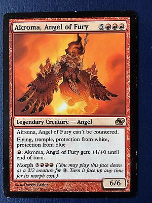 1 x MTG: Akroma, Angel of Fury, Planar Chaos, Magic the Gathering