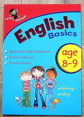 Year 4  English Educational Activity Book Home Learning Children Age 8 9 KS2 NEW