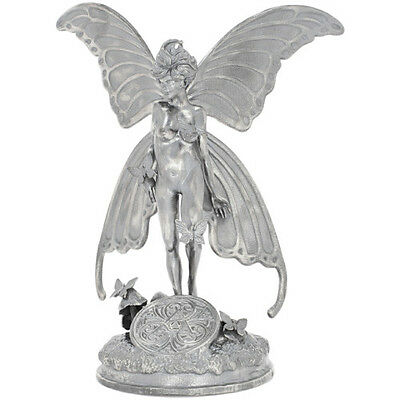 Gwen The Good Luck Fairy 7 oz .925 Silver Antiqued Finish USA Statue Figurine