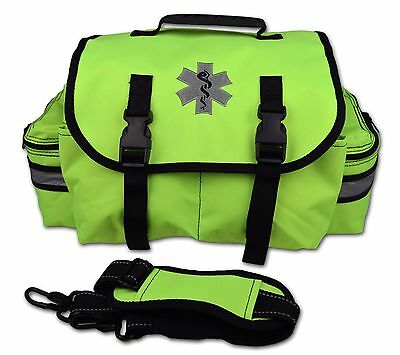 Lightning X Small EMT Medic First Responder Trauma EMS Jump Bag w/ Dividers 20FY