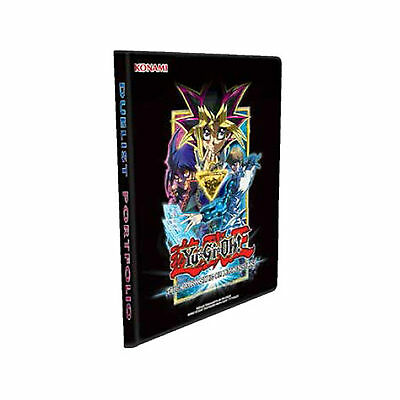 Yu-Gi-Oh Dark-Side of Dimensions 9-Pocket Duelist Portfolio - Trading Card Album