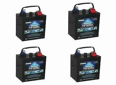4 x 6 Volt Powabloc T125 240 AH Traction Battery (FFP6240)