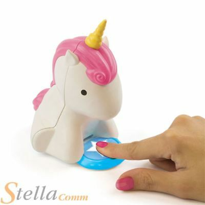 Unicorn Nail Dryer Air Blow Beauty Manicure Pedicure Accessory Gift