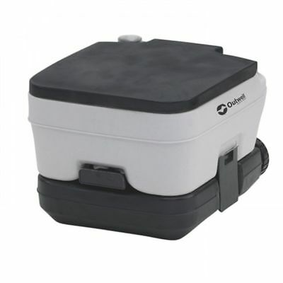 Outwell Camping Tent Outdoor Compact Portable Loo Toilet - 10 Litre