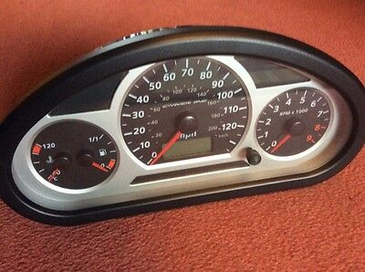 Kit Car Instrument Cluster / Carver One - New