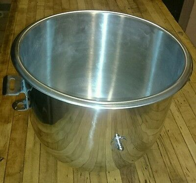 20 Qt Mixing Bowl Attachment, Stainless Steel