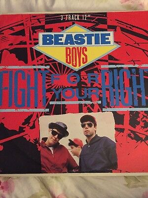 Beastie Boys Fight For Your Right 6504186 1987 Vinyl Lp